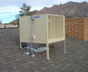Convert To Refrigerated Air - AC Conversion - SoBellas
